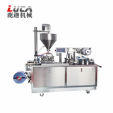 DPP-100Y Automatic ALU-PVC Liquid Blister Packing Machine